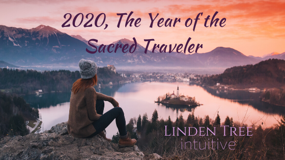 2020, The Year of the Sacred Traveler (World Edition)